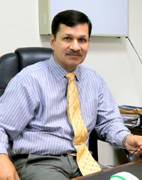 Brig (R) Dr. Imran Masoud Qasmi