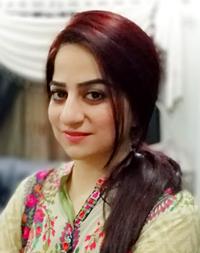 Ms Ruhma Shahid