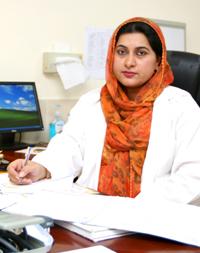 Dr. Sadia Ziiafal