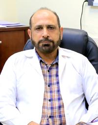 Maj General (R) Dr. Arshad Mahmood